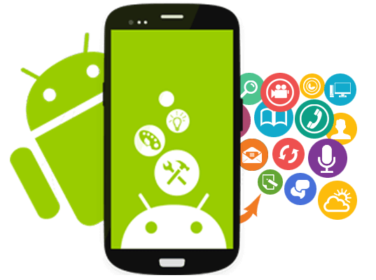 Choose our stunning Android app development services and increase your ROI