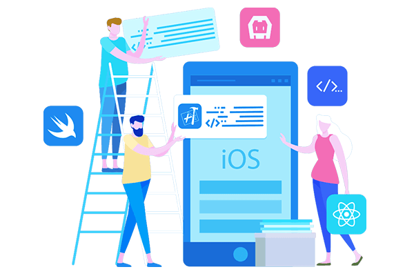 Your tech-savvy audience will not remain untapped anymore! Our expert iOS developers can build outstanding and amazingly-responsive mobile applications for iOS platform