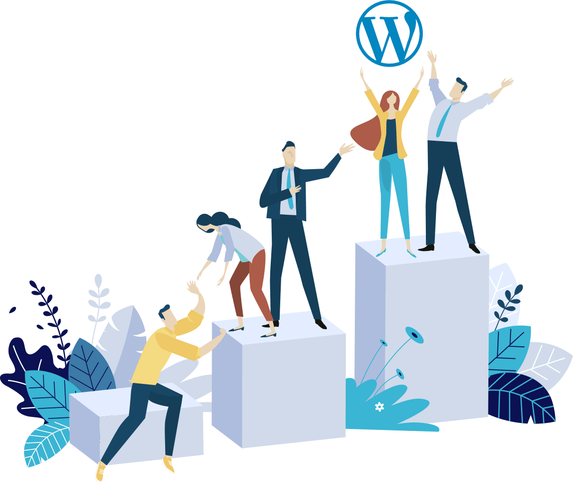 Connect to Our Renowned and Accomplished WordPress Developers for Industry-Best Web Solution Services